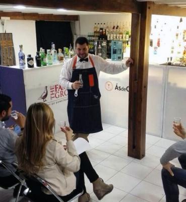 Workshop Gin