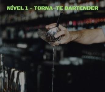 Nível 1 | TORNA-TE BARTENDER