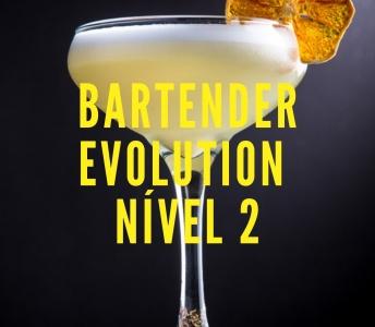 Nível 2   BARTENDER EVOLUTION