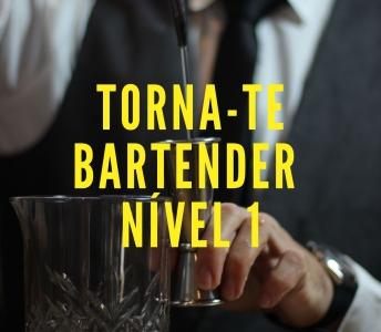 Nível 1   TORNA-TE BARTENDER